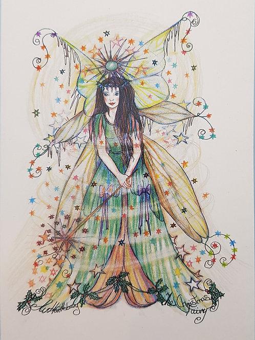 Christmas Fairy Card
