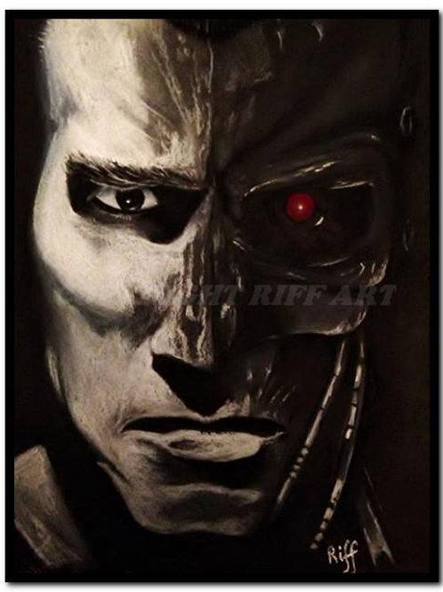 Terminator Print