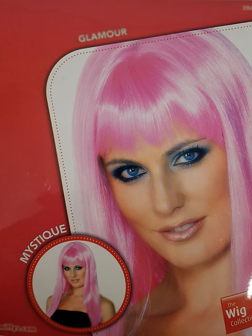Mystique Pink Wig