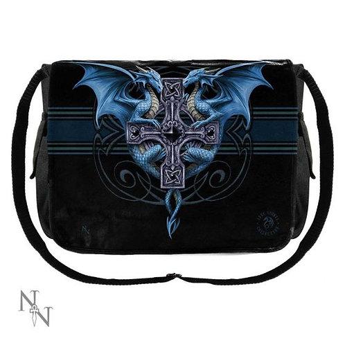 Nemesis Messenger Bag Dragon Duo
