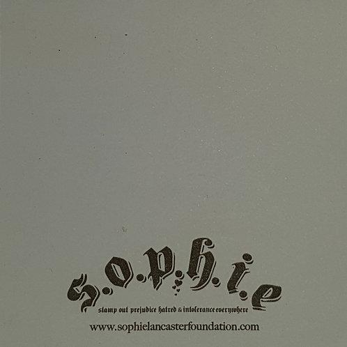 S.O.P.H.I.E Notelets
