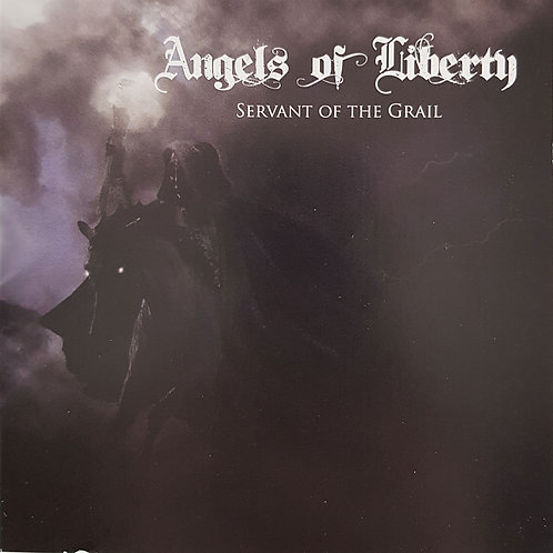 CD Angels Of Liberty - Servant Of The Grail