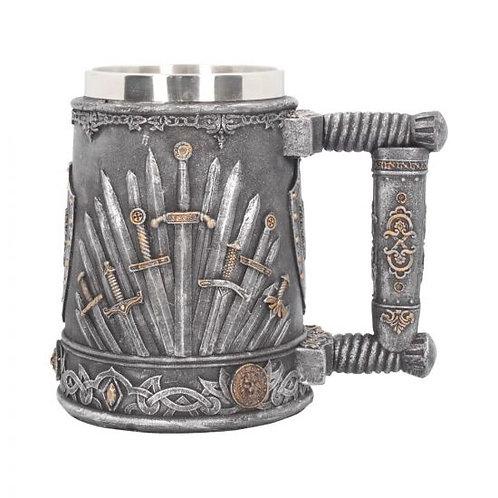 Nemesis Sword Of The King Tankard