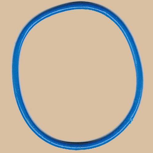 Gummy Bangle Blue