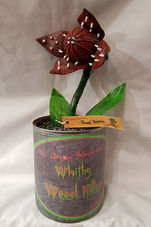 Bloomin' Horrors Weed Killer Tin Large