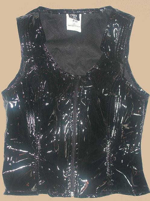 PVC Lucy Vest Top (Size 14)