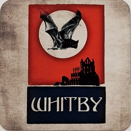 Whitby Coaster Red