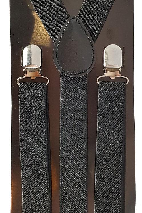 Braces/Suspenders Black