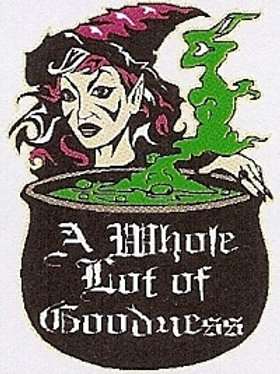 PWD 53 A Whole Lot Of Goodness Window Sticker