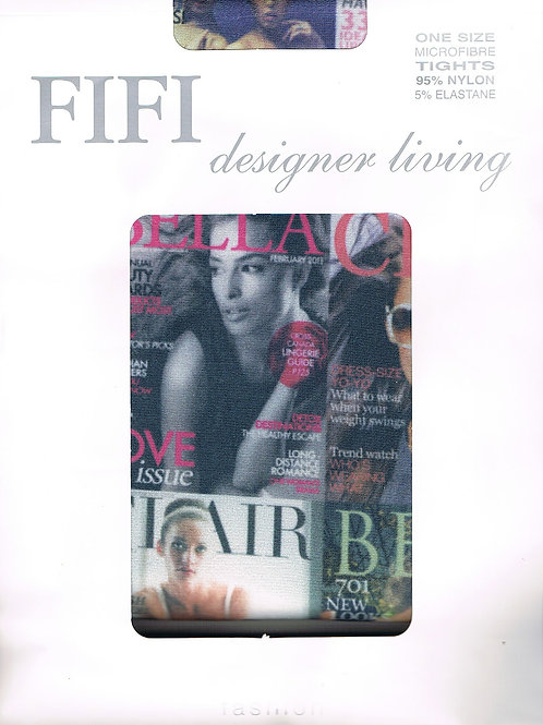 Fifi Fashion Magazine Tights