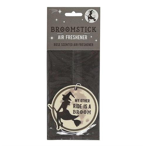 Air Freshener Broomstick Rose
