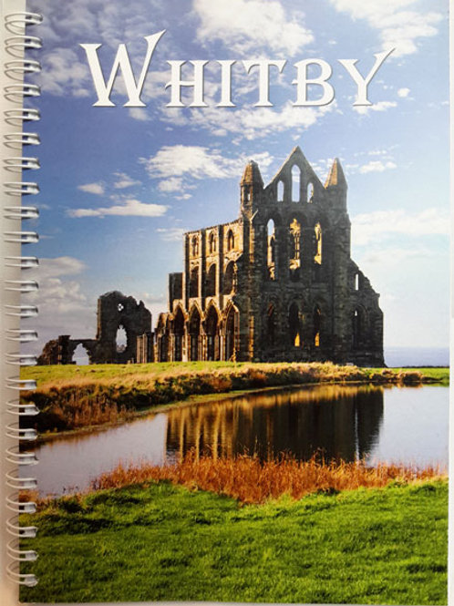 Notebook Whitby Abbey