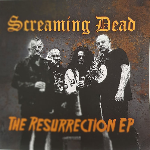 CD Screaming Dead - The Resurection EP