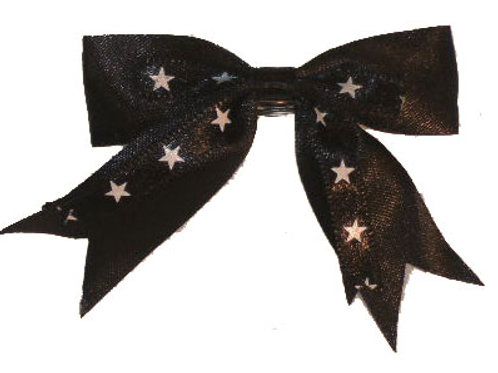 Hair Bow - Small Stars