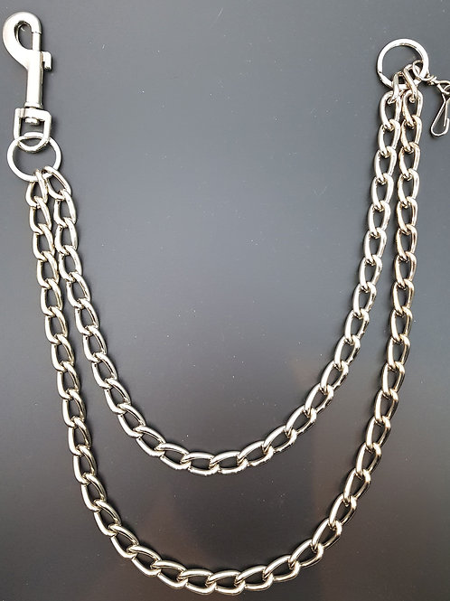 2 Row Wallet Chain