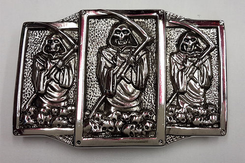 Death,Reaper Belt Buckle