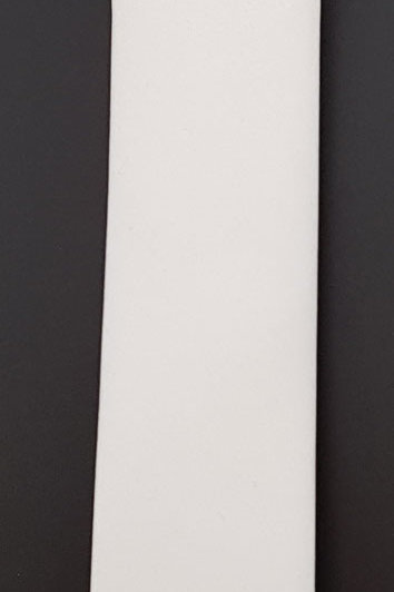 Plain Tie White