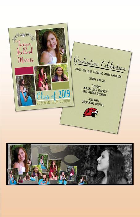 Grad Announcements & Photo Collage