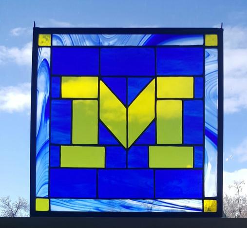 M - Go Blue