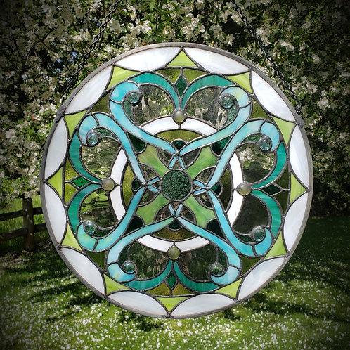 Celtic Circle Panel
