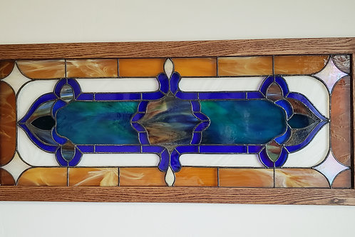 Traditional Rectangle Panel