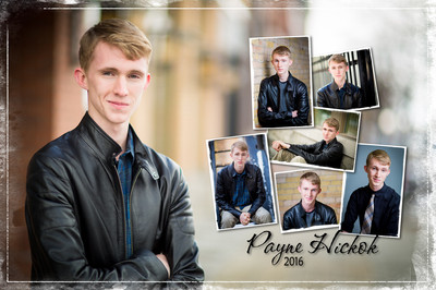 Senior Photo Collage
