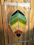 Ombre Leaf