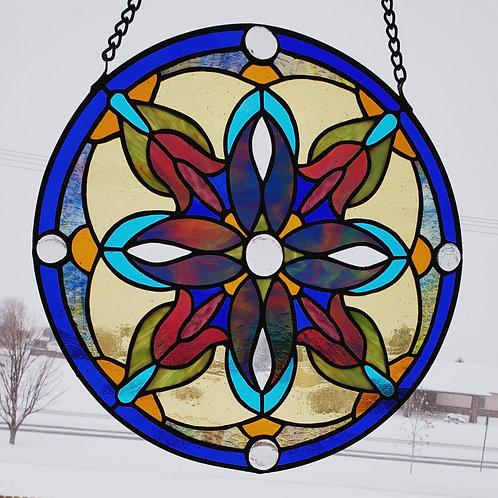 """14"""" Kaleidescope Circle Panel"""