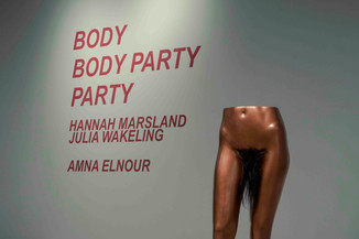 "UBC Contemporary Art Exhibit: ""Body Body Party Party"""