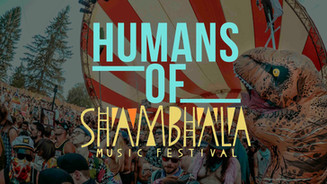 Humans of Shambhala - A Photo Series [Pt. 2]