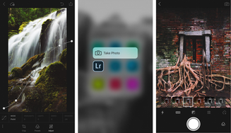 Lightroom Mobile's Latest Update Could Replace Your DSLR