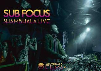 Shambhala Live Presents: Sub Focus at The Village Stage