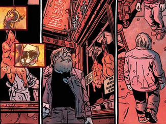 The Dregs: A Dark Comic Ode to Vancouver's Disappearing Drug Users