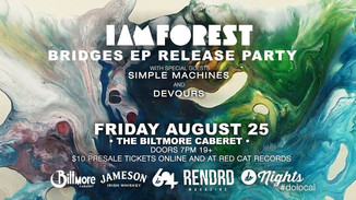RENDRD Celebrates One Year along with iamforest EP Release Party! [EVENT]