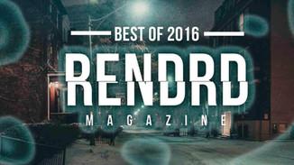 RENDRD Recap: 8 Artists Who Inspired Us in 2016