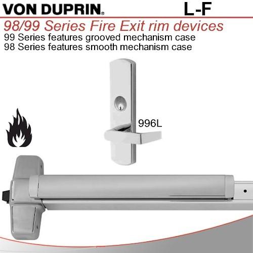 Von Duprin 99 Series