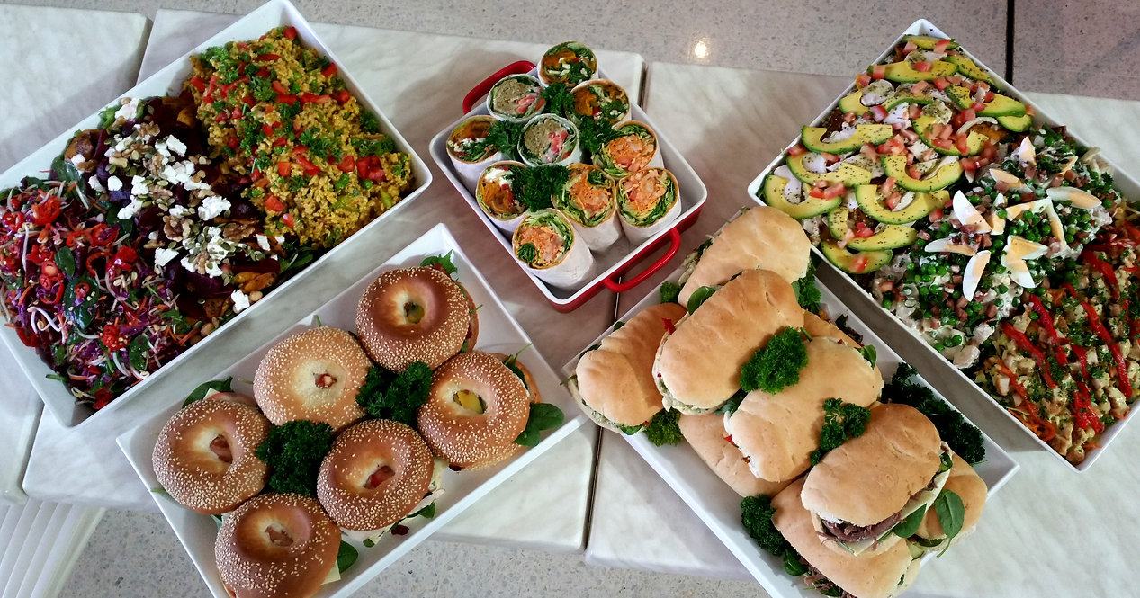 Catering Platters, Wraps, Bagels, Salads, Fresh Juices, Seasonal Produce, Healthy, Gluten Free, Vegan, Tasty, Clean Eating, Affordable, Office Function, Barbeque