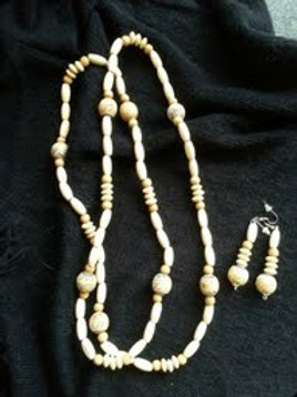 African Naturals Light in Cream/Ivory/Tan - SOLD