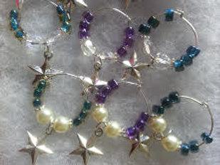 Starlight Charms, set of 12