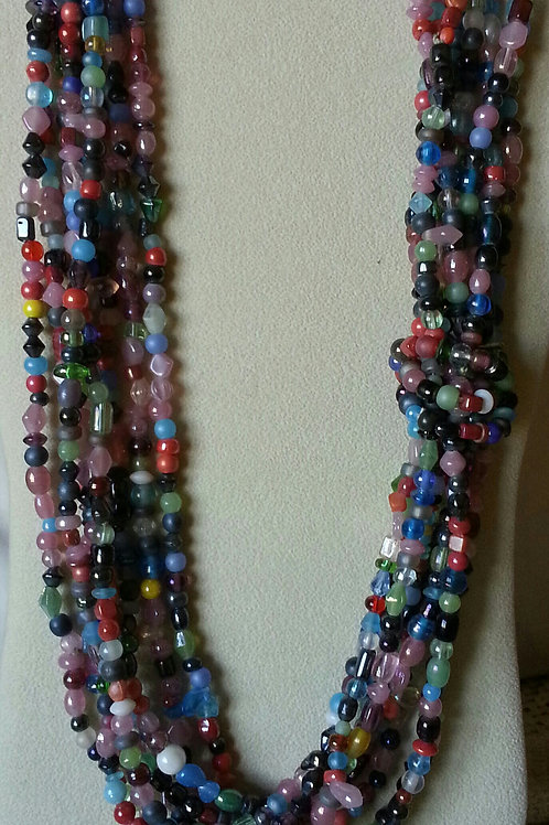 Indian Glass 8-Strand