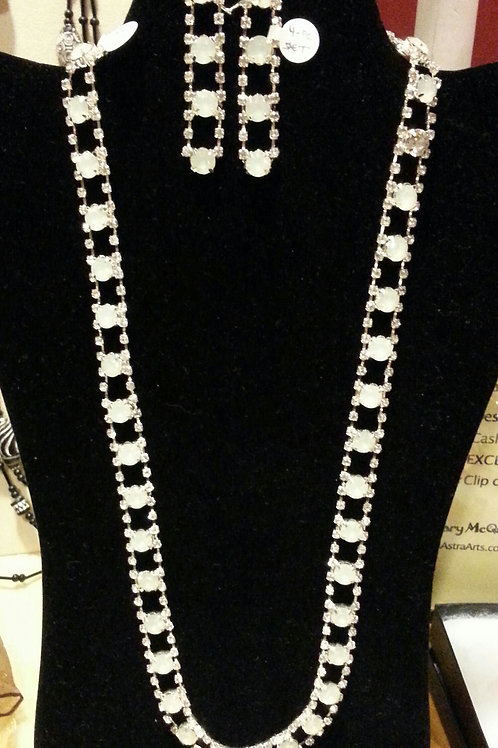 Elegant Crystal Diva Set