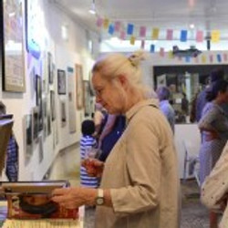 Private View at Stables Gallery - photo