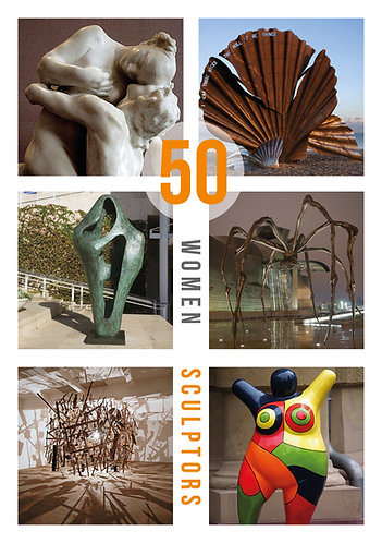 50 WOMEN SCULPTORS BOOK