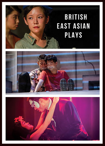 BRITISH EAST ASIAN PLAYS BOOK