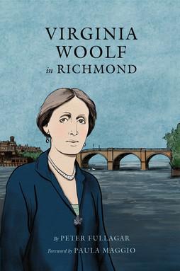 Virginia Woolf Statue in Richmond.mp4