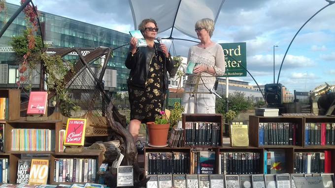 Booklaunch in King's Cross