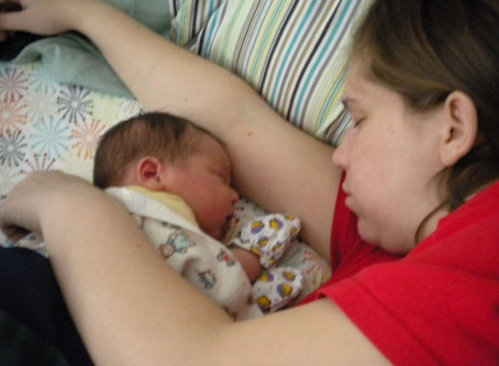 Are we blundering balance for moms?