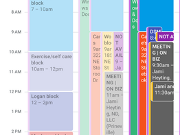 Block scheduling? No, it's not a nightmare flashback to high school...trust me.