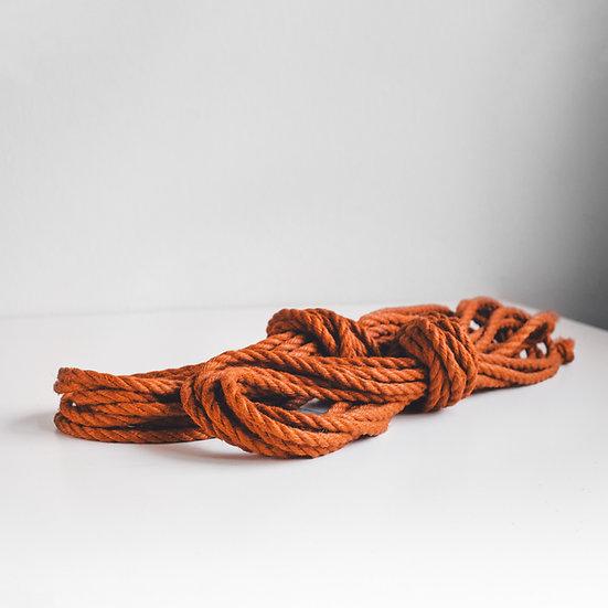 Orange jute sets (untreated)