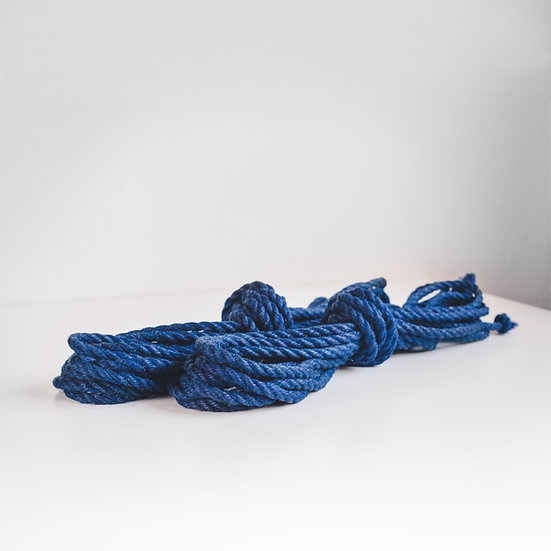 Blue jute sets (treated)